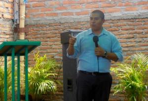 Saul Preaching